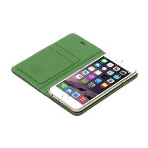 iPhone6s Plus/6 Plus ケース ZENUS Croco Quilting Diary(ゼヌス クロコキルティングダイアリー)アイフォン(Black) h03
