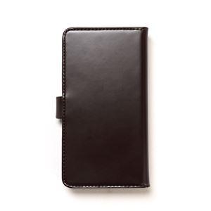 多機種対応スマートフォンマルチケース ZENUS Diana Diary(ゼヌス ダイアナダイアリー)5インチスマートフォン(Black Choco) h02