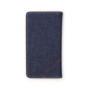 多機種対応スマートフォンマルチケース ZENUS Denim Diary(ゼヌス デニムダイアリー)(Deep Blue) h02