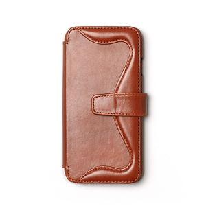 iPhone6s ケース 手帳型 ZENUS Western Diary(ゼヌス ウェスタンダイアリー)アイフォン iPhone6(brown)
