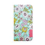 araree iPhone5/5s Blossom Diary ミント
