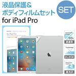 BEFiNE iPad Pro用 液晶保護・ボディフィルムセット