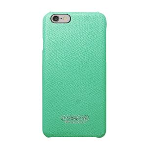 HANSMARE iPhone 6s/6 LEATHER SKIN CASE ミント