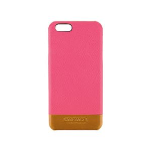HANSMARE iPhone 6s/6 LEATHER SKIN CASE II ピンク