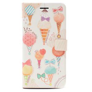 Happymori iPhone6 Plus Sweet Party Diary アイスクリーム