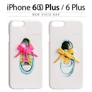 Happymori iPhone6s Plus/6 Plus New Vivid Bar ランニングシューズ