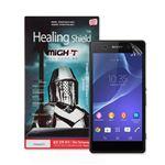 Healing Shield Xperia Z2 SO-03F マイティ 超薄型 強化ガラスフィルム 0.2mm