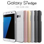 motomo Galaxy S7 edge INO SLIM LINE ゴールド