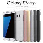 motomo Galaxy S7 edge INO SLIM LINE ローズゴールド