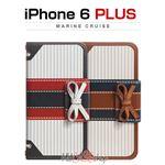 Mr.H iPhone6 Plus Marine Cruise ブラウン