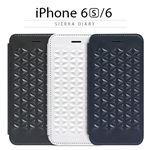 stil iPhone6/6S SIERRA Diary ブラック