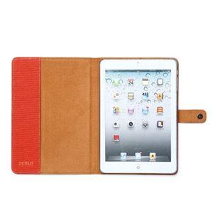 ZENUS iPad mini / iPad mini Retinaディスプレイモデル Cambridge Diary オレンジ