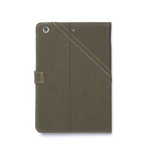ZENUS iPad mini / iPad mini Retinaディスプレイモデル Cambridge Diary カーキ