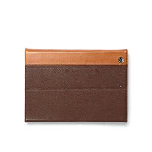 ZENUS iPad mini / iPad mini Retinaディスプレイモデル Prestige Envelope Folio ダークブラウン