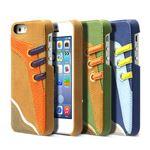 ZENUS iPhone5C Masstige Sneakers Bar ブルー