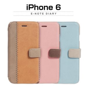 ZENUS iPhone6 E-note Dia...の商品画像