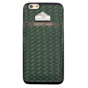 NINE OClock iPhone6 i-Pocket Classic グリーン