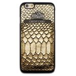 NINE OClock iPhone6 i-Pocket Premium Python ゴールド