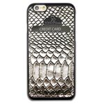 NINE OClock iPhone6 i-Pocket Premium Python シルバー