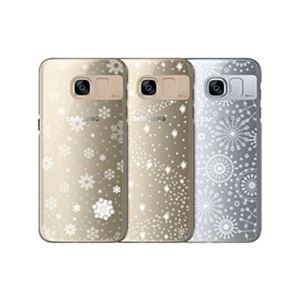 SG Galaxy S7 edge イルミネーションケース スノーゴールド(SnowGold)