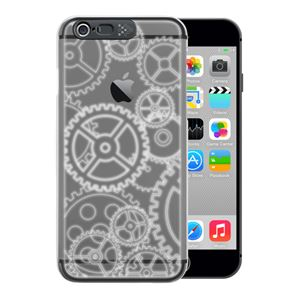 SG iPhone6 i-Clear イルミネーションケース Gear Black