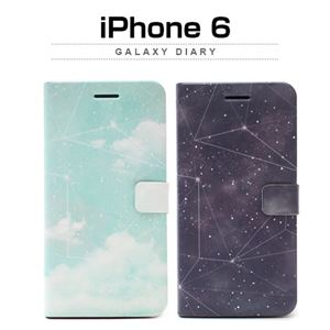 Happymori iPhone 6 Galaxy Diary ミルキーウェイ