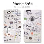 Happymori iPhone 6/6s Americano Diary
