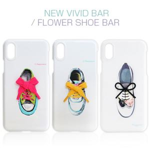 Happymori iPhone X Flower Shoe Bar オックスフォード