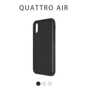 Just Mobile iPhone X Quattro Air ネイビー