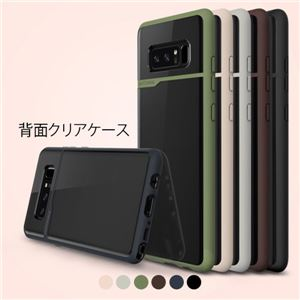 MATCHNINE Galaxy Note 8 BOIDO オリーブグリーン