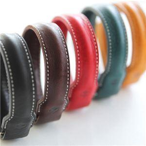 SLG Design Minerva Box Leather Bracelet Cable ブラウン