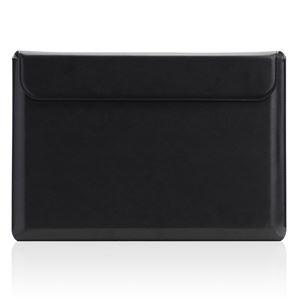 SLG Design MacBook13インチ用ポーチ ブラック