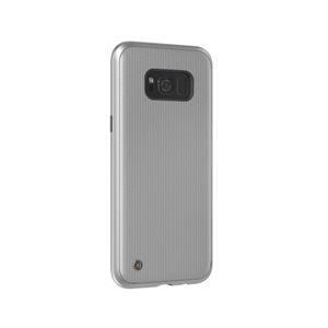stil Galaxy S8 CHAIN VEIL シルバー