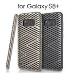 stil Galaxy S8 Plus KAISER 2 マイクロチタン