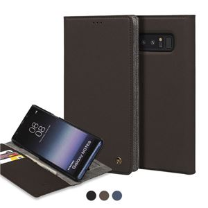 stil Galaxy Note 8 WALLET STAND CASE ブラックの画像1
