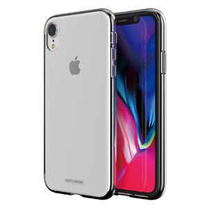 Matchnine iPhone XR JELLO クリア
