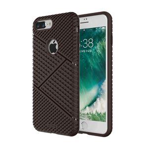 MATCHNINE iPhone8Plus/7Plus JELLO RUGGED ブラウン