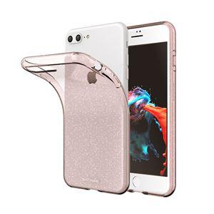 MATCHNINE iPhone8Plus/7Plus JELLO クリアピンクパール