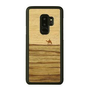 Man&Wood Galaxy S9+ 天然木ケース Terra