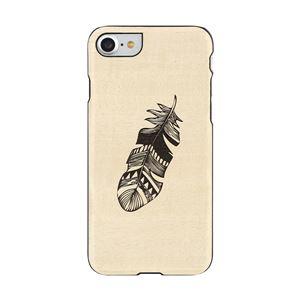 Man&Wood iPhone8/7 Premium 天然木ケース Indian