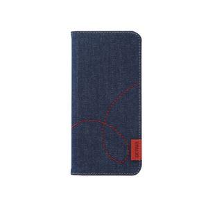 Zenus Galaxy S9 Denim Stitch Diary 【NEOZN】