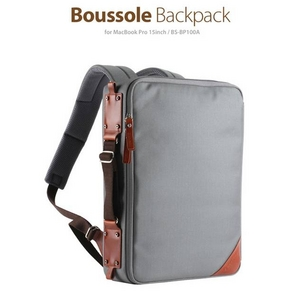 Boussole(ブソル)2ウェイバック  BackPack for MacBook Pro15 BS-BP100A  - 拡大画像