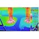 【おしりに汗をかかない】空調ざぶとん 涼風 エアークールクッションACアダプタセットACC140 濃紺(AC電源タイプ)【2枚セット】 - 縮小画像2