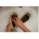 【クリーニング革命 誰でも簡単に、革が水洗いできる。!!】レザーウォッシュ for ウェアー+シューズ セット - 縮小画像3
