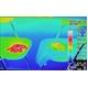 【おしりに汗をかかない】空調ざぶとんベーシック 『涼風』着座オートスイッチ付 KZB-10ダークグレー(電池式) - 縮小画像3