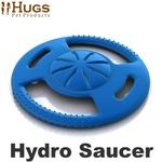水分補給できる犬用おもちゃ ハイドロ・ソーサー