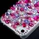 iphone4&4S デコケース ハンドメイド パステルストーン - 縮小画像5