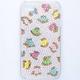 iphone4&4S デコケース ハンドメイド レオパード スワロフスキー - 縮小画像1