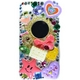 iphone4&4S デコケース スワロフスキー ハンドメイド ポップ ミラー - 縮小画像1
