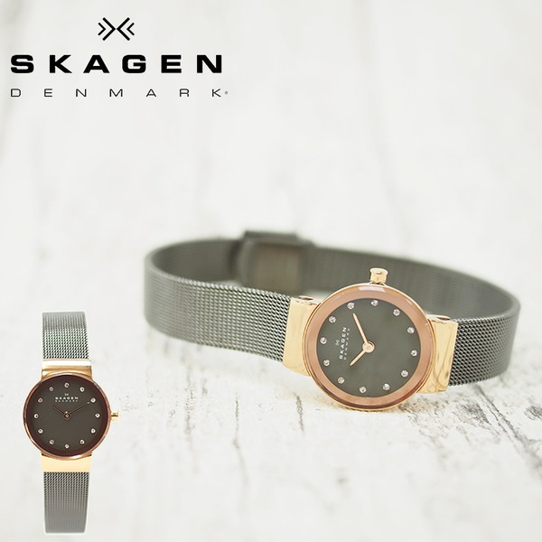 SKAGEN women's CLASSIC /クラシックf00